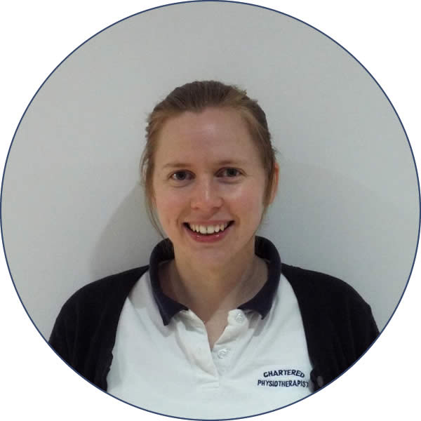 Jen Quested - Physio Lab Oxford